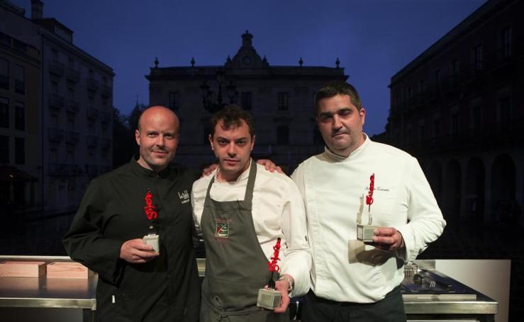 El Festival Arcu Atlánticu cierra la edición entregando sus premios gastronómicos