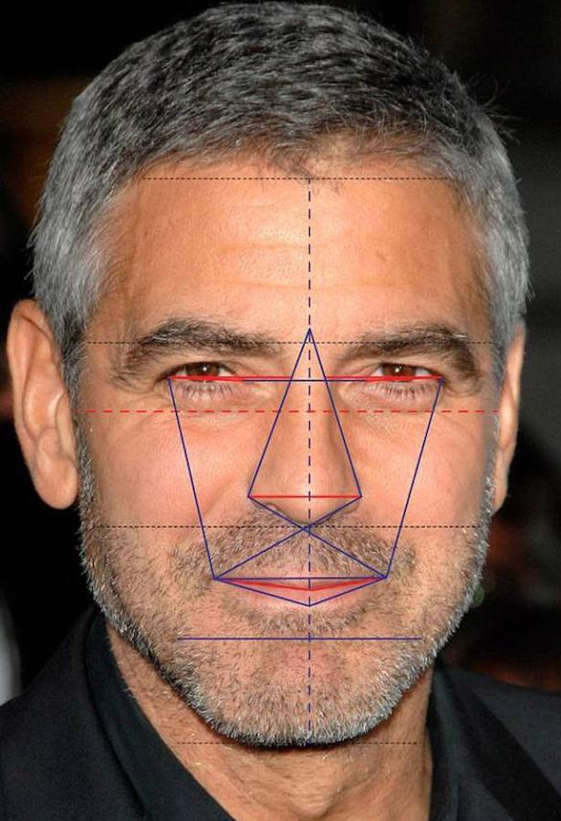 Los hombres más guapos, según la ciencia