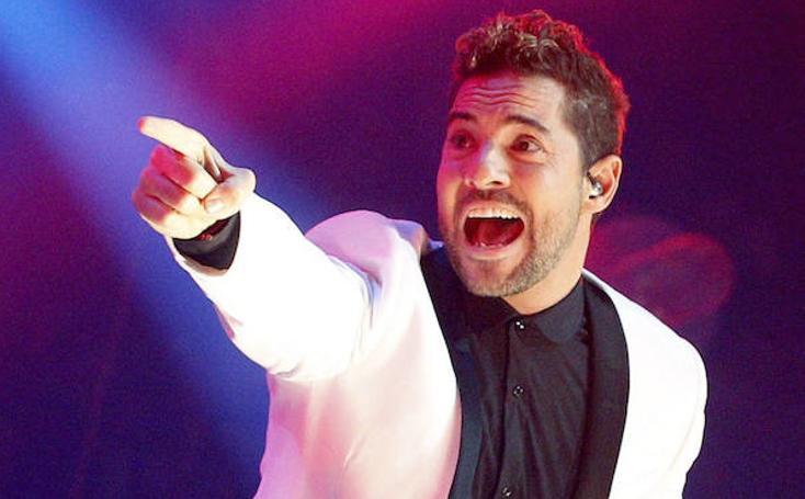 David Bisbal, un cantante que arrasa en todo el mundo