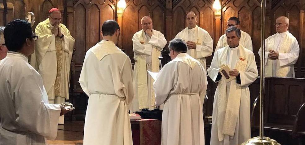 Adolfo Mariño afronta con «ilusión y paz» ser el nuevo abad de Covadonga