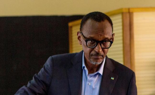 Kagame, reelegido para un tercer mandato en Ruanda