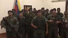 Un grupo de militares se subleva en el norte de Venezuela y es reducido por el Ejercito