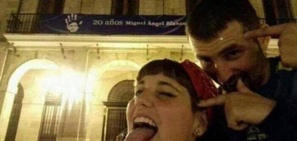 Los ovetenses que se burlaron de Miguel Ángel Blanco podrían afrontar 30 meses de cárcel