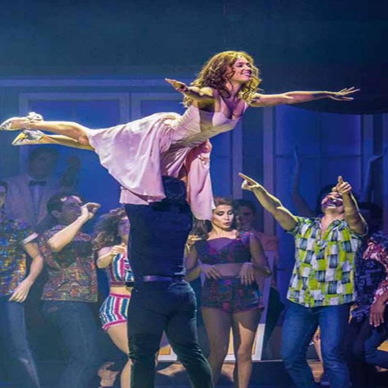 'Dirty Dancing. El musical', en Gijón