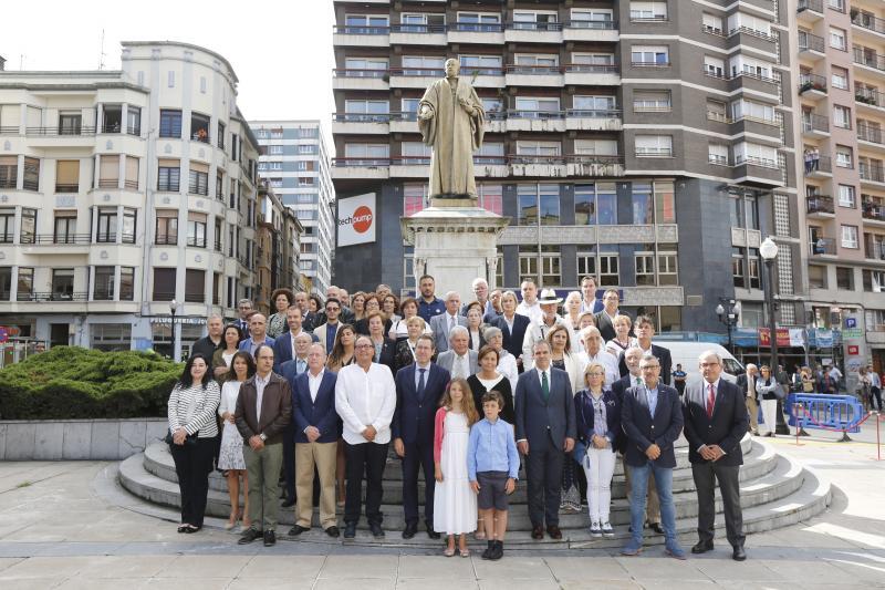 Gijón recuerda a Jovellanos
