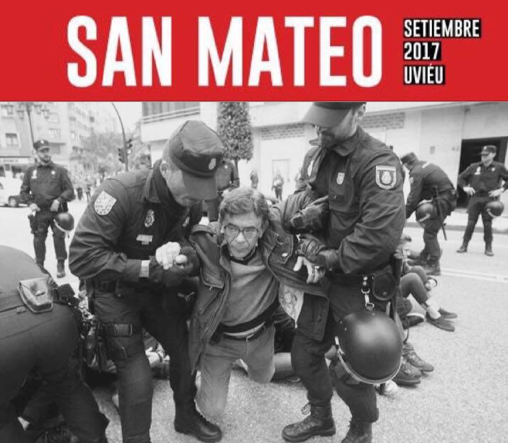 Los carteles de las fiestas de San Mateo inundan las redes de memes