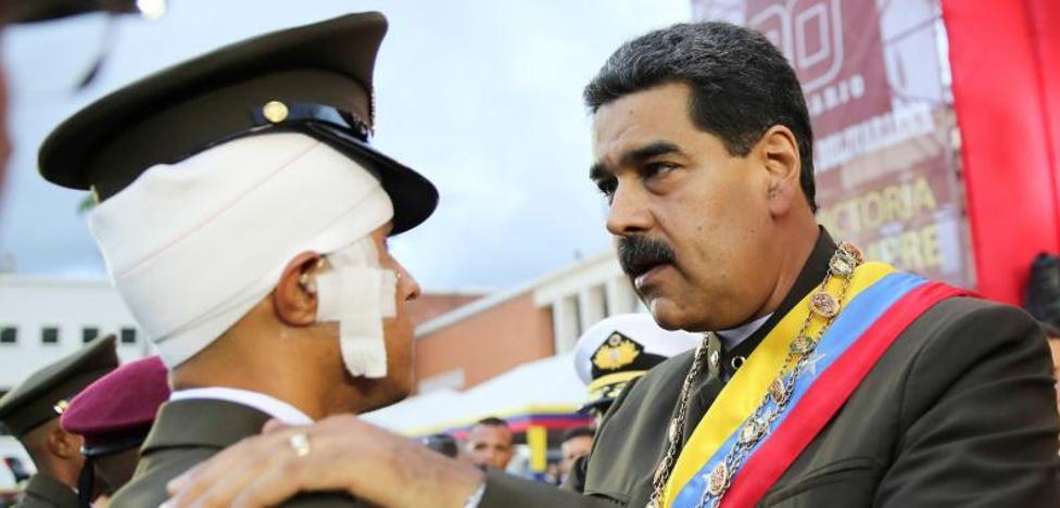 El parlamento venezolano denuncia un «asalto» de la Guardia Nacional al Hemiciclo