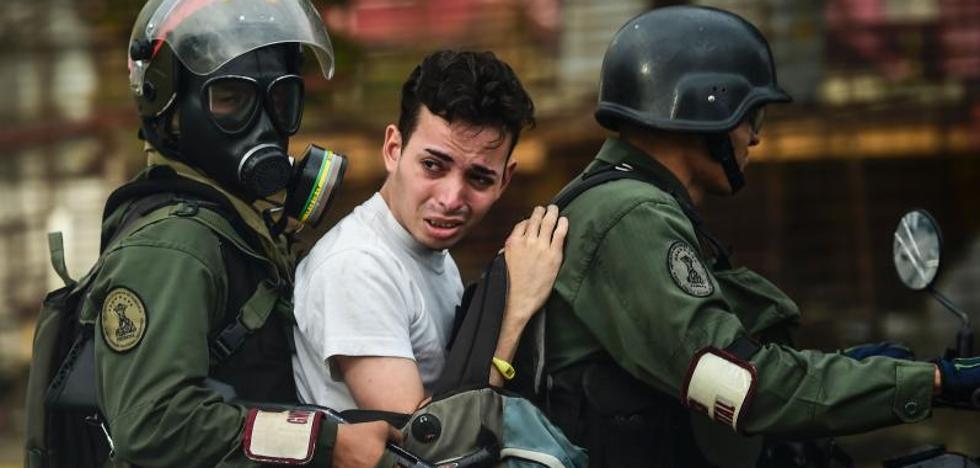 La ONU denuncia el «uso generalizado y sistemático de fuerza excesiva» en Venezuela
