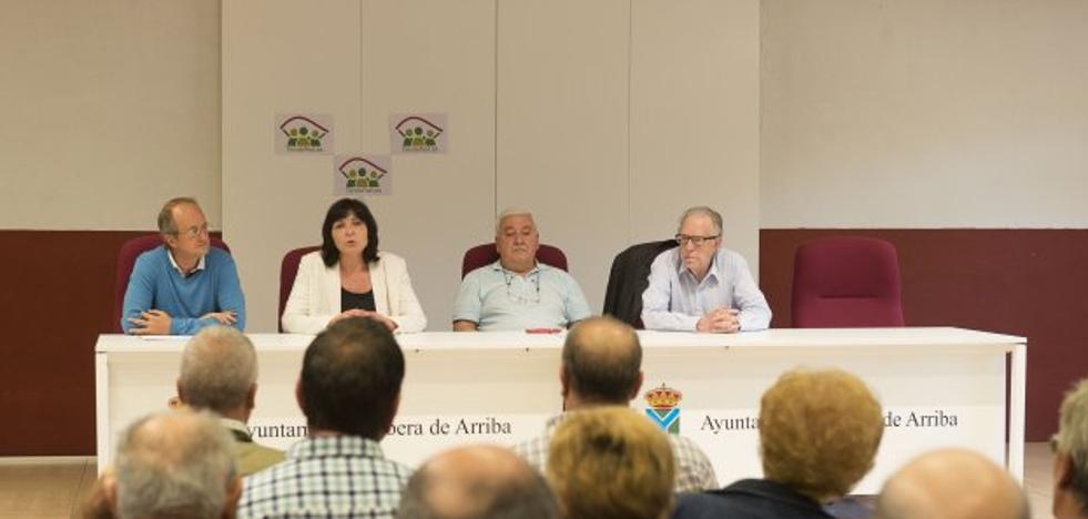 Ribera de Arriba diseñará con los vecinos su primer Plan General de Ordenación