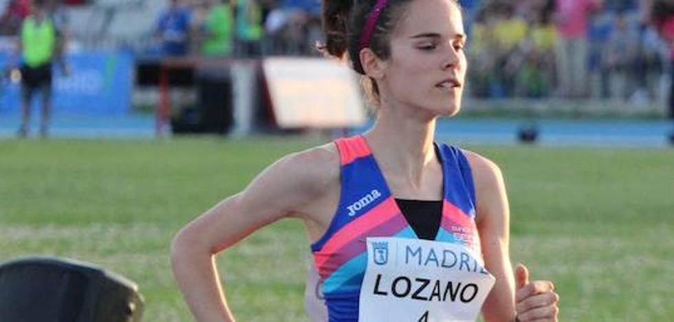 Ana Lozano: «Si sale una carrera rápida, puedo estar ahí»