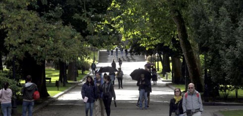 Un parque más accesible y sin vehículos, entre las propuestas