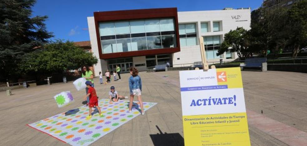El programa Actívate se despide de Castrillón