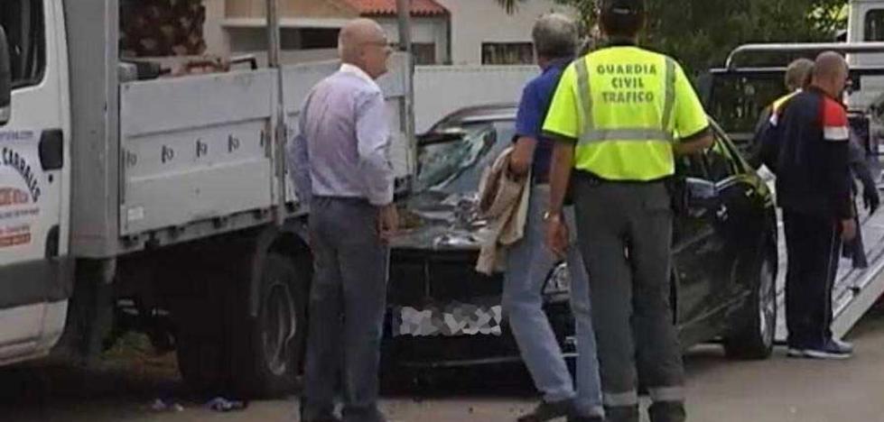 Herido un joven de 26 años en un atropello en Colunga