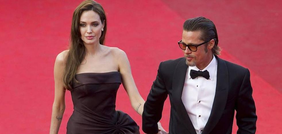 Angelina Jolie detiene el proceso de divorcio con Brad Pitt