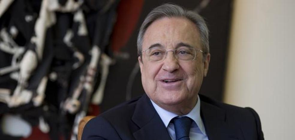 «Casi todo el mundo es del Madrid, lo que pasa es que algunos todavía no lo saben»