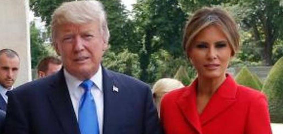 La vida sexual de los Trump, contada por Melania
