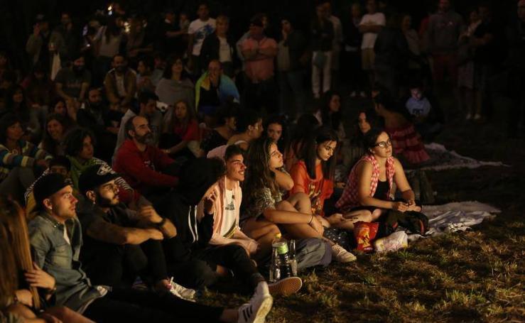 El Festival 'Songs for an Ewan Day' llena de música y color Salinas