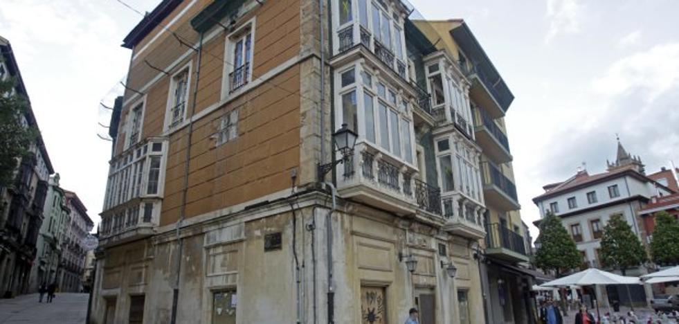 La propiedad del número 3 del Riego impulsa un proyecto con ocho apartamentos turísticos