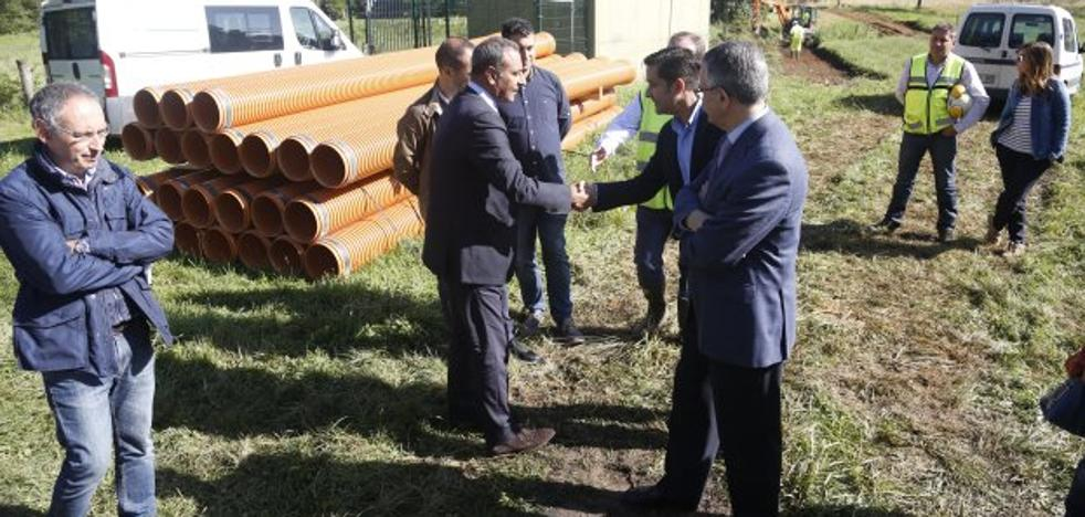El Principado comenzará en diez días las obras de saneamiento del río Nora