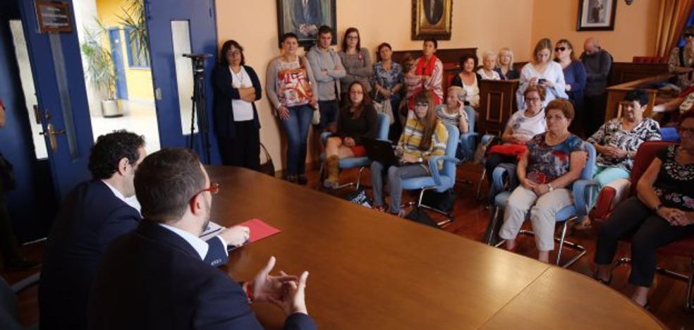 Laviana se une al Pacto Social contra la Violencia sobre las mujeres
