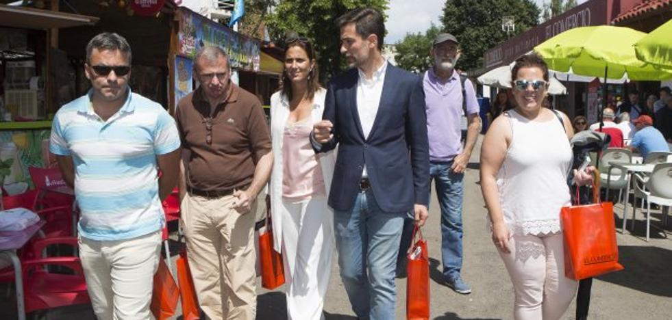 Pérez invita a Barbón a «garantizar que su partido no es el de las presiones»