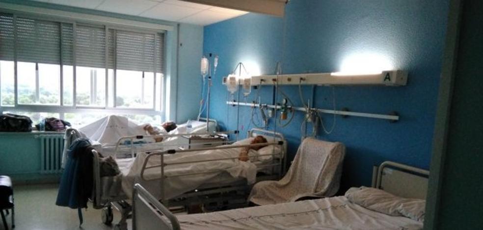 Un gijonés denuncia ante el juzgado la saturación del Hospital de Cabueñes