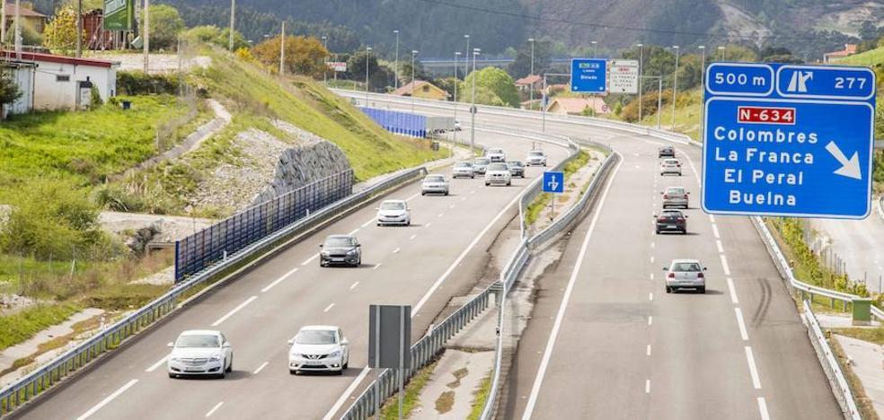 Tráfico prevé 185.000 desplazamientos por carretera durante el puente
