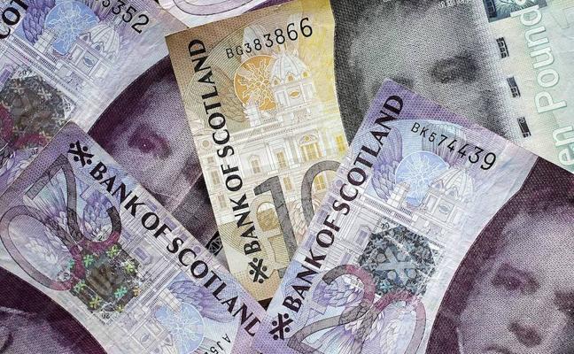 Escocia emitirá su primer billete de polímero de 10 libras