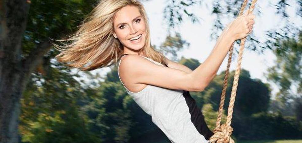 La nueva ropa de Lidl diseñada por Heidi Klum que podrás comprar por 7 euros