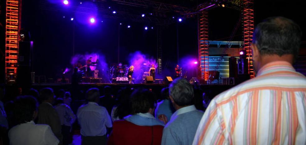 Festejos añade la actuación de la orquesta Café Olé en Begoña tras los Fuegos