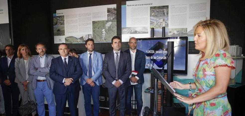 Mallada cifra el futuro de Hunosa en el carbón y en la diversificación