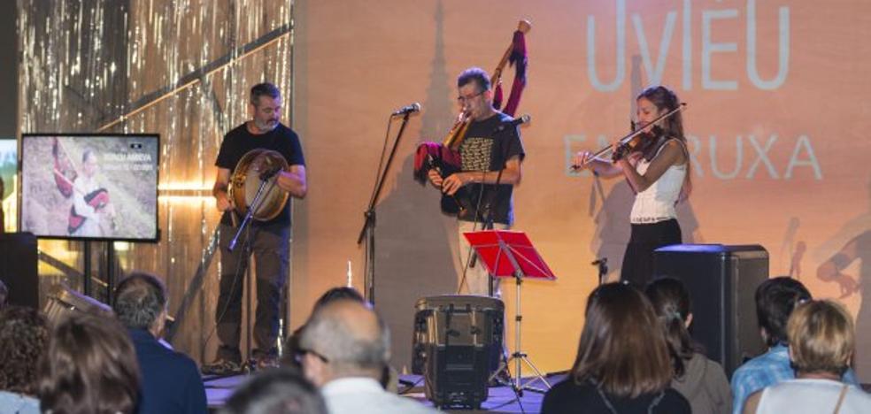 Oviedo sube al Naranco con Xuacu Amieva y La Banda de Gaitas