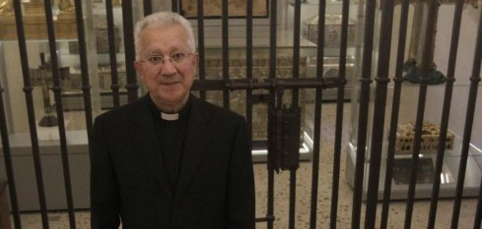 «El robo en la Catedral fue un revulsivo. Se llevaron nuestros signos de identidad»