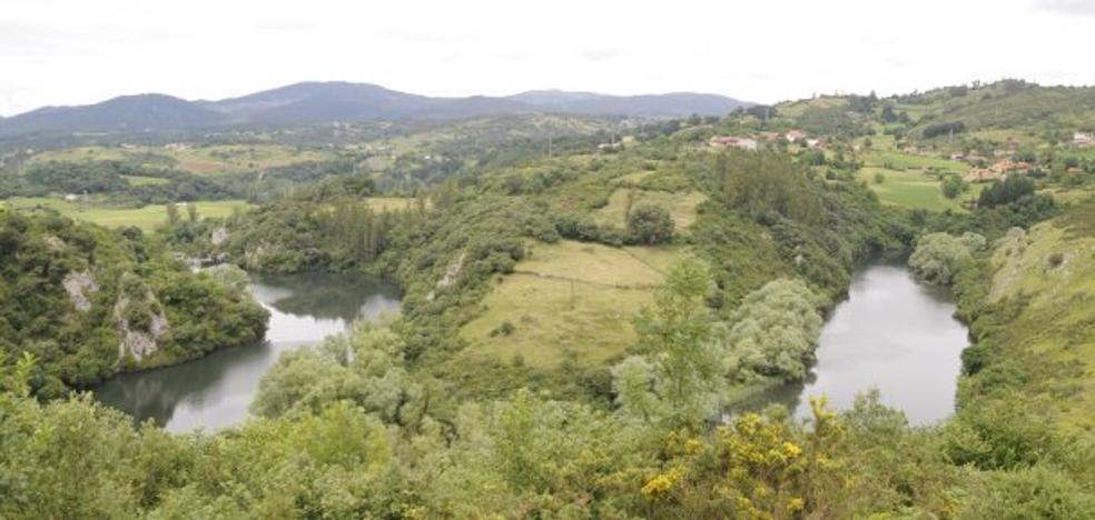 Oviedo y Las Regueras potenciarán los meandros del Nora