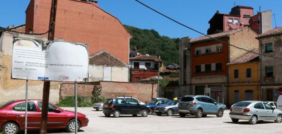 Langreo será la sede del primer Palacio de Justicia de las comarcas mineras