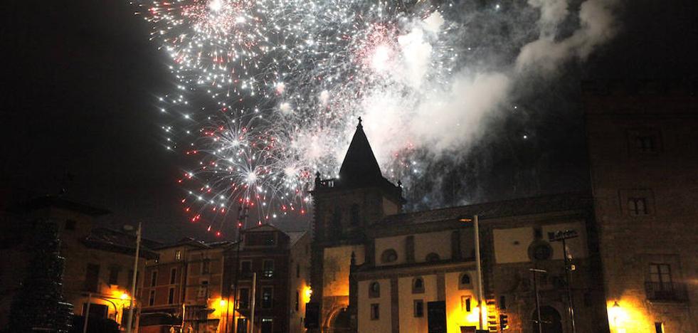 Guía para la Noche de los Fuegos de Gijón