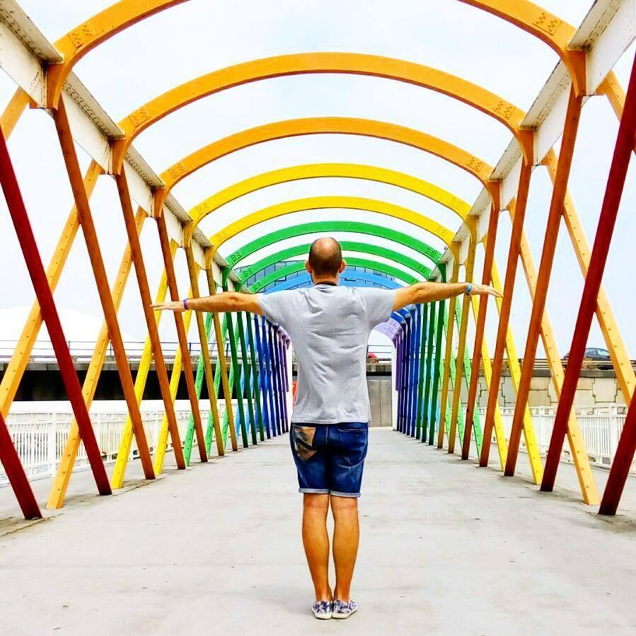 El Niemeyer, objetivo de Instagram
