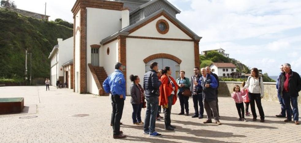 El Museo de la Mina de Arnao suma 1.954 visitas, la mayoría de fuera de Asturias