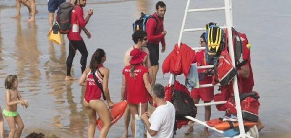 Carmen Moriyón: «El problema con las socorristas no está en los bañadores, sino en los comportamientos machistas»