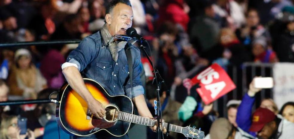 Bruce Springsteen confidencial