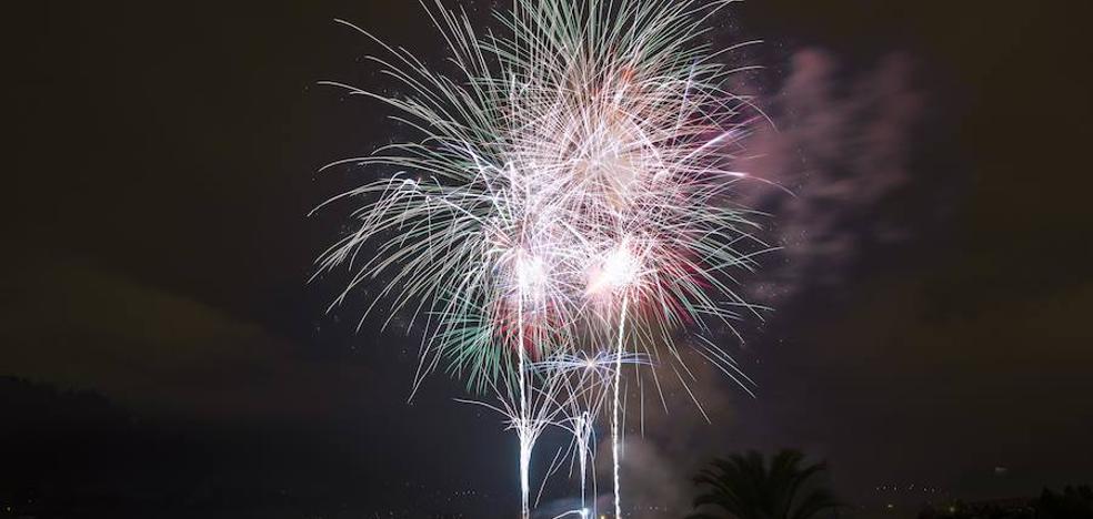 ¿Te han gustado los fuegos de Gijón?