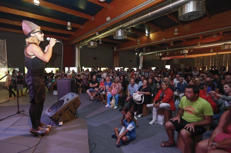 ¿Estuviste en la Feria de Muestras? ¡Búscate! (14-08-2017)