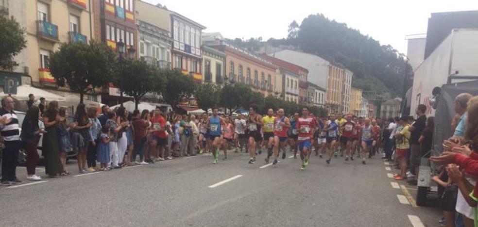 Más de 200 corredores participan en el cross de la 'Vuelta a Piantón'