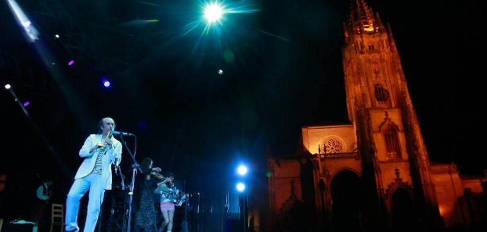 La SOF abre el concurso «urgente» para el escenario de los conciertos mateínos