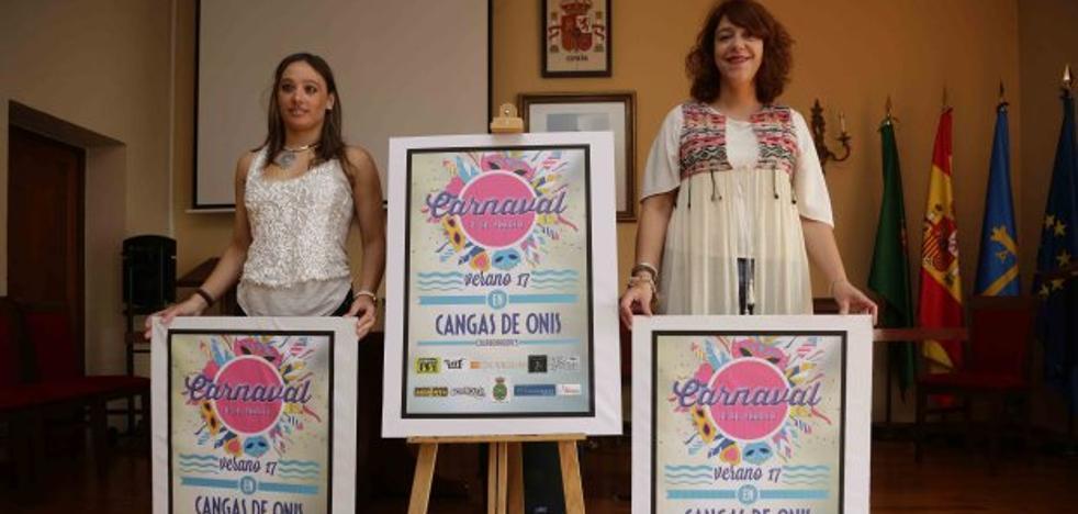 Carnaval de verano, este sábado en Cangas de Onís