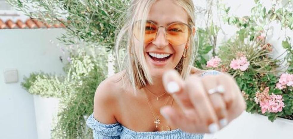 Así es la foto más sexy de Laura Escanes