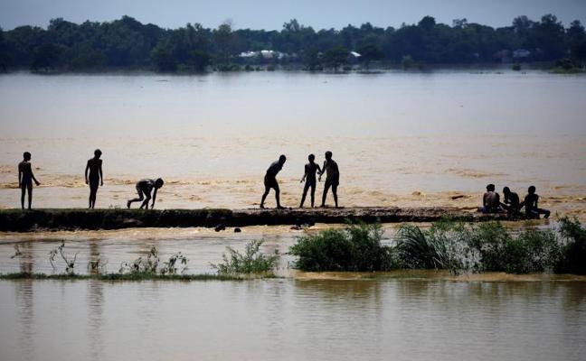Las lluvias monzónicas dejan más de 160 muertos en el Sureste Asiático