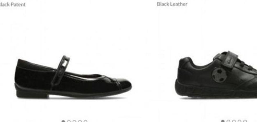 Twitter | Indignación contra una firma de moda por vender zapatos 'de líder' para niños y 'de muñequita' para niñas