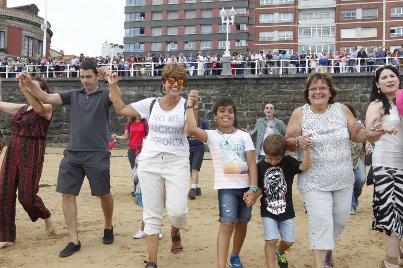 Danza Prima y Restallón para despedir la Semana Grande de Gijón