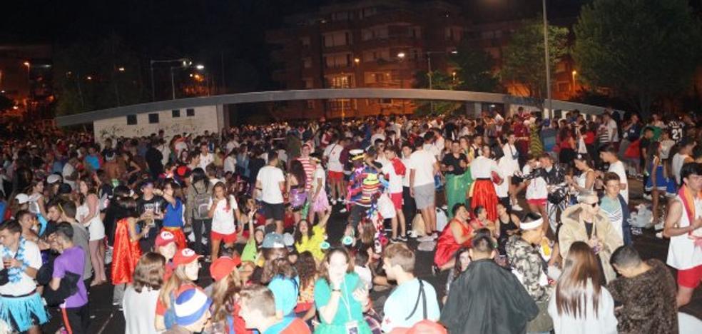 Ocho menores atendidos por alcohol y lesiones en el Carnaval de Luanco